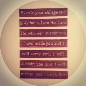 Laura's quote